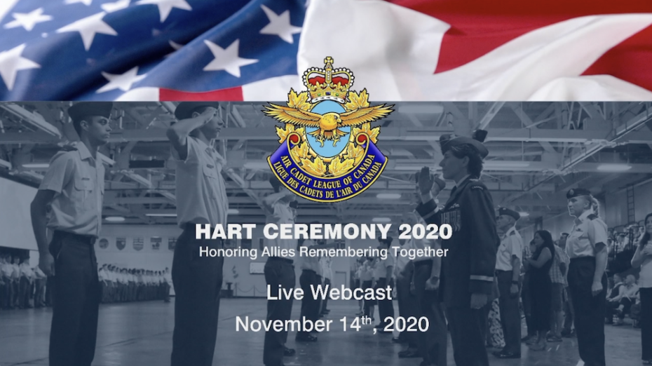 Hart Ceremony 2020